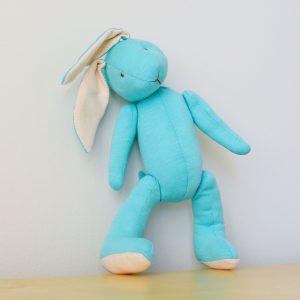 Tiffany Blue Bunny