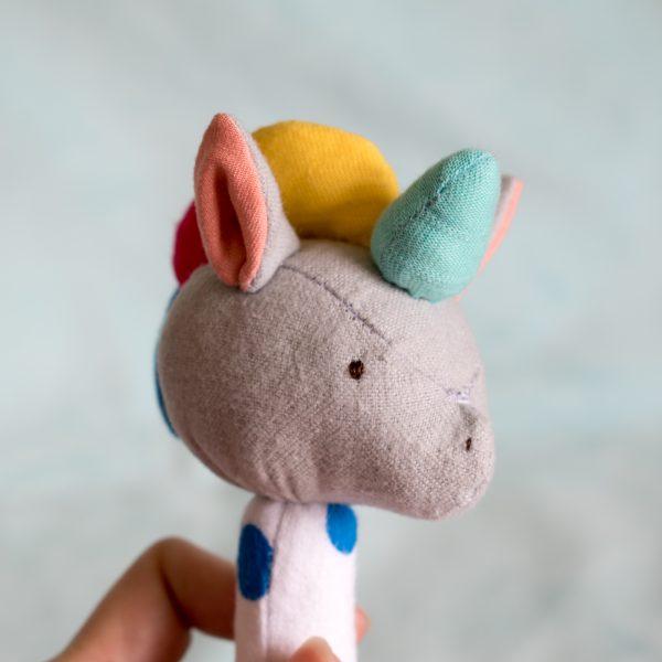 Unicorn Rattle Adopt Me