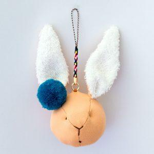 Bunny Bag Charm