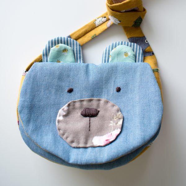 Bear Sling Bag