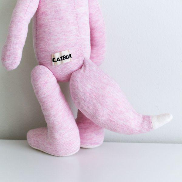 Pink Fox Back